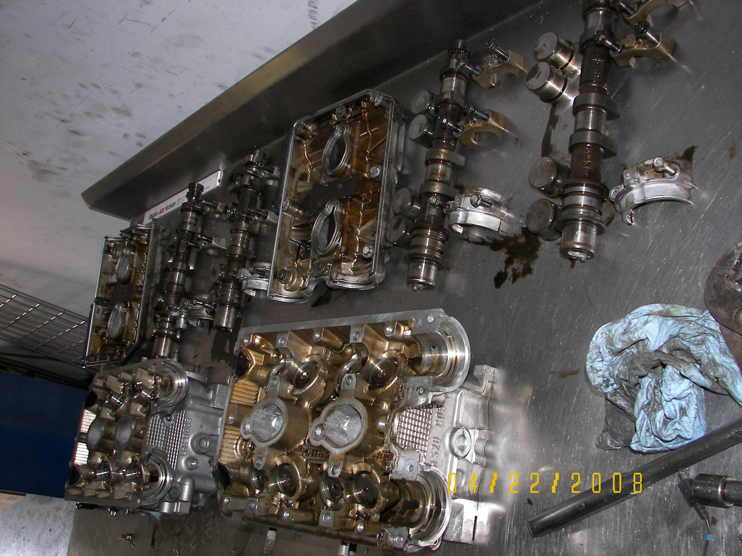 Engine Building